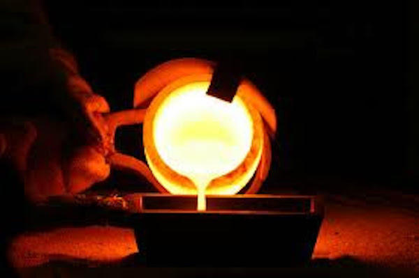 Gold Smelting - New York Gold & Silver Refiners